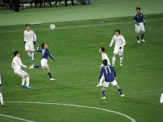 日本×中国 東アジア選手権2010_c0025217_0395112.jpg