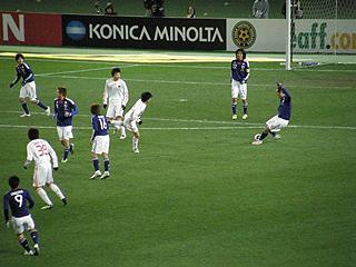 日本×中国 東アジア選手権2010_c0025217_0402941.jpg