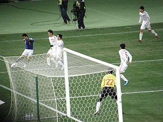 日本×中国 東アジア選手権2010_c0025217_0403576.jpg
