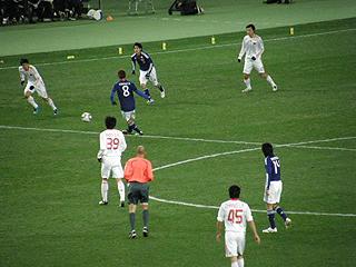 日本×中国 東アジア選手権2010_c0025217_0404196.jpg