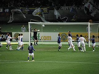 日本×中国 東アジア選手権2010_c0025217_0404749.jpg