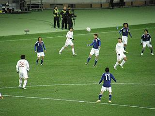 日本×中国 東アジア選手権2010_c0025217_040643.jpg