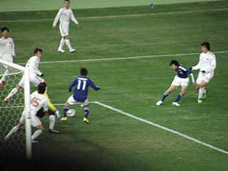 日本×中国 東アジア選手権2010_c0025217_041276.jpg