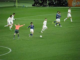 日本×中国 東アジア選手権2010_c0025217_0431141.jpg