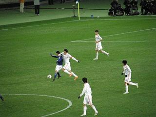 日本×中国 東アジア選手権2010_c0025217_044368.jpg