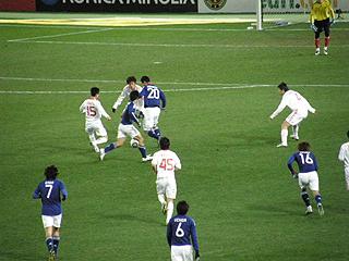 日本×中国 東アジア選手権2010_c0025217_0445293.jpg