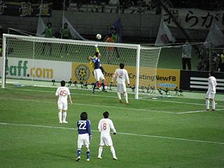 日本×中国 東アジア選手権2010_c0025217_0451195.jpg