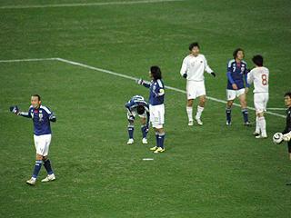 日本×中国 東アジア選手権2010_c0025217_0452235.jpg