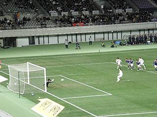 日本×中国 東アジア選手権2010_c0025217_0454067.jpg
