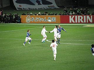 日本×中国 東アジア選手権2010_c0025217_0454780.jpg