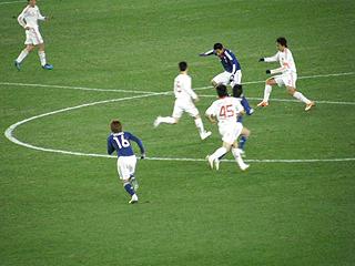 日本×中国 東アジア選手権2010_c0025217_045535.jpg