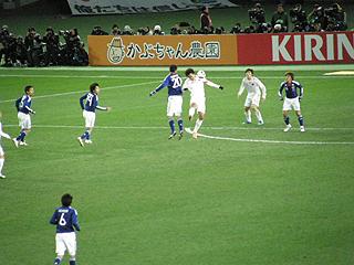 日本×中国 東アジア選手権2010_c0025217_045575.jpg