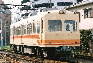 伊予鉄道の単行回送_e0030537_2332447.jpg