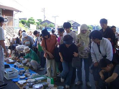 『もったいない陶器市』&『もったいない傘市』開催しました!2009年9月13日『関西活動本部』_c0206588_15302674.jpg
