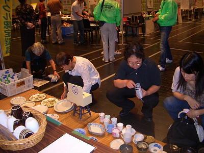 奈良県環境フェアに出展しました!2009年9月22日『関西活動本部』_c0206588_15533756.jpg