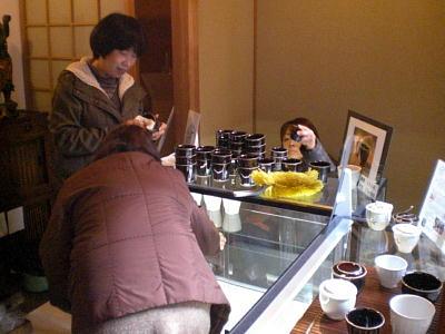 ワンディッシュエイドアンテナショップを奈良町『花しょう舞館』にオープンしました!2009年12月22日_c0206588_18415028.jpg