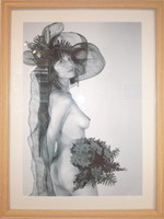 2010/2月 吉村一風作品展『~Ippu Art Works~ NUDISM 』開催中です!_e0189606_16413028.jpg