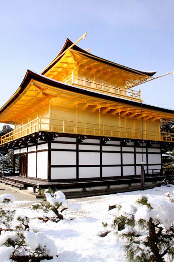 雪の金閣寺_e0048413_2252981.jpg