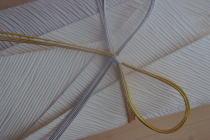 樋上公実子個展「百花撩乱」@Pinpoint Gallery/日本の折形展@日本橋 萌 衣知会~山根一城講演_f0006713_1594627.jpg