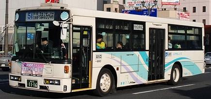 関東自動車の富士7E低床車 3題_e0030537_23434459.jpg