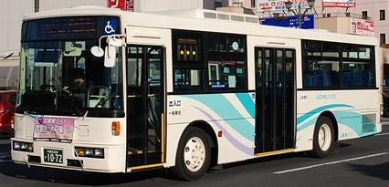 関東自動車の富士7E低床車 3題_e0030537_2356331.jpg