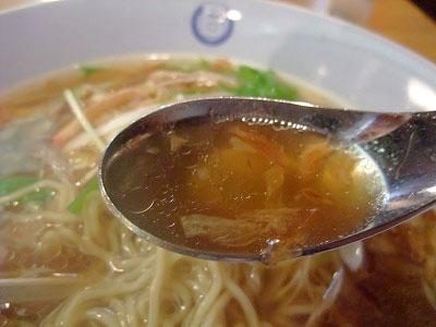 ブラザー軒ねぎスープ