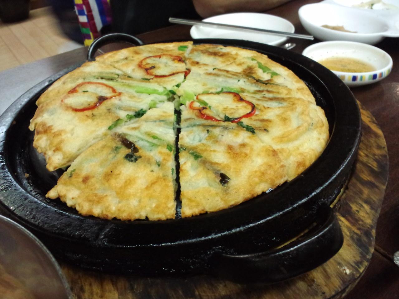 韓国料理♪_c0151965_1003741.jpg