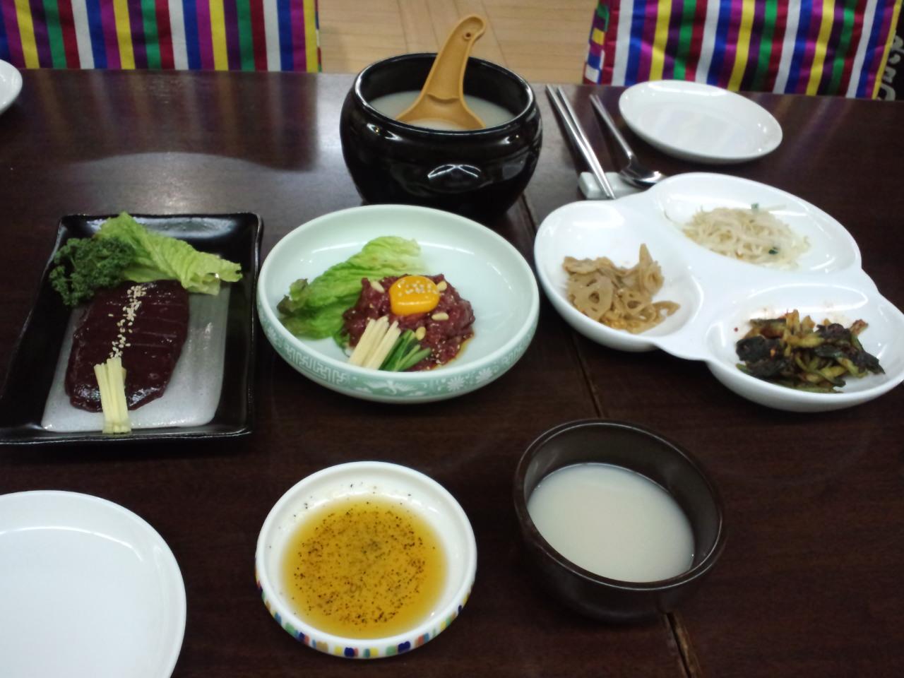 韓国料理♪_c0151965_952538.jpg