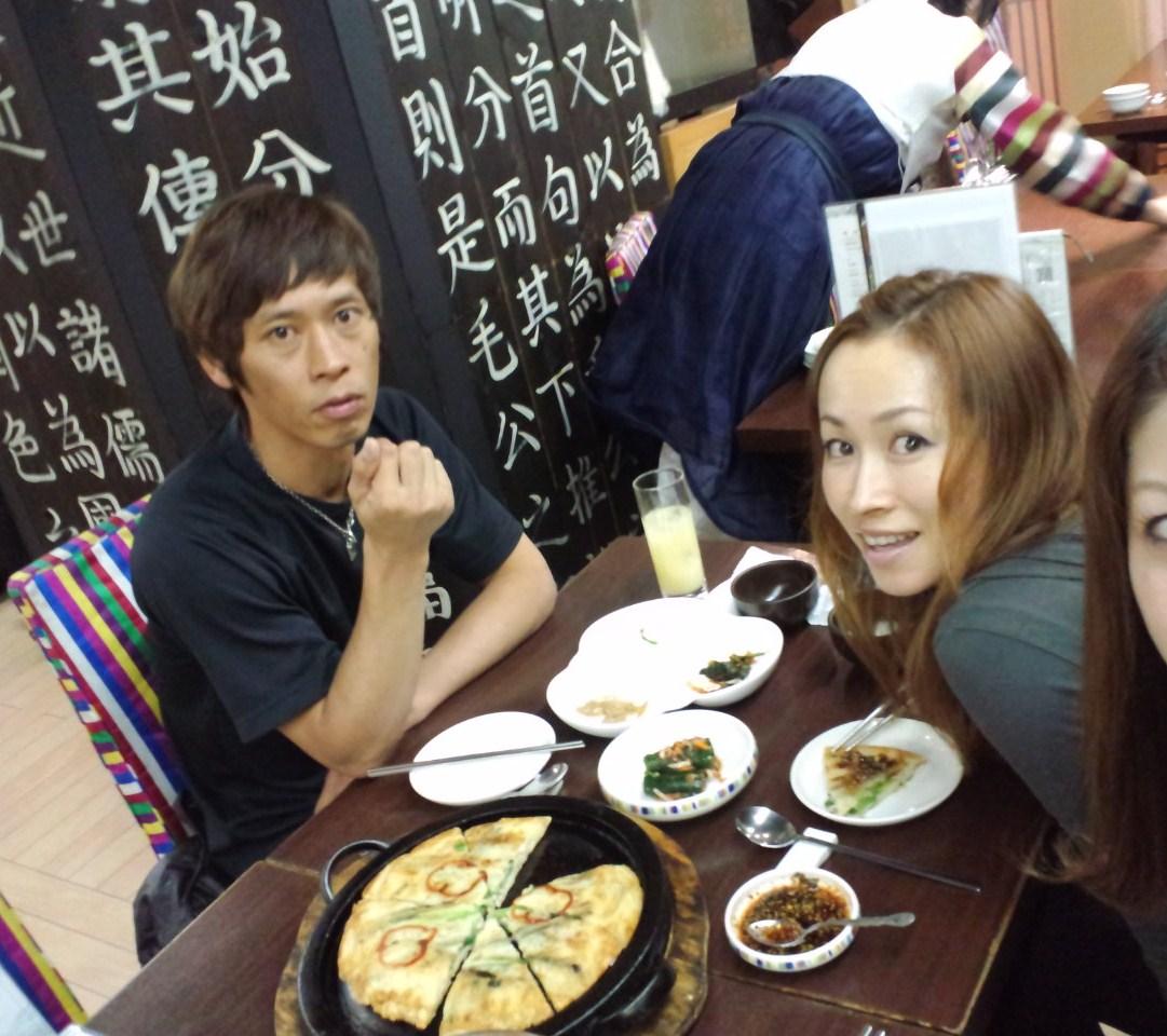 韓国料理♪_c0151965_9554419.jpg