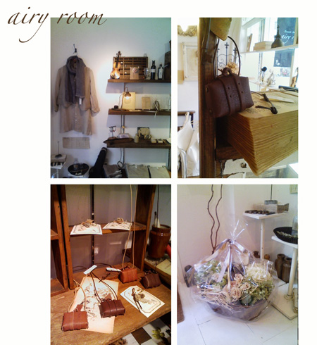airy roomさんリニューアルオープン_c0195883_1948611.jpg