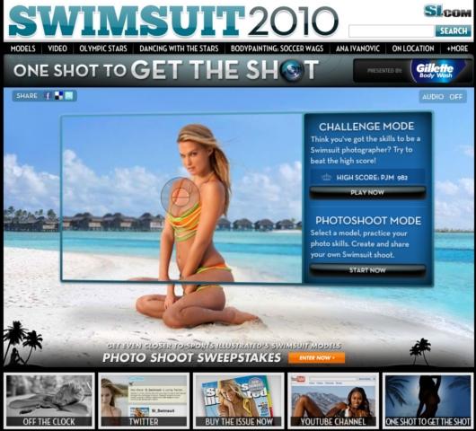 健康美なのでオッケー Sports IllustratedのSwimsuit Issue_b0007805_029861.jpg
