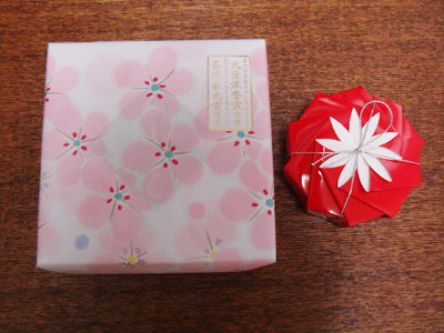 金沢土産でお茶を_c0077407_17314366.jpg