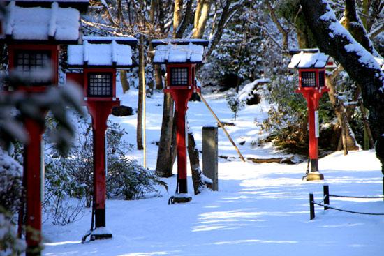 雪の常照寺_e0048413_22551017.jpg