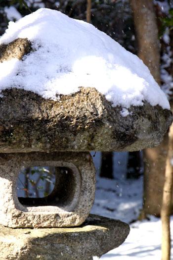 雪の常照寺_e0048413_22552142.jpg