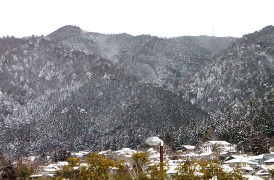大原の里 雪景色_e0048413_23275246.jpg