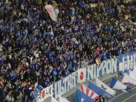 サッカー キリンチャレンジカップ VSベネズエラ_a0095436_024760.jpg