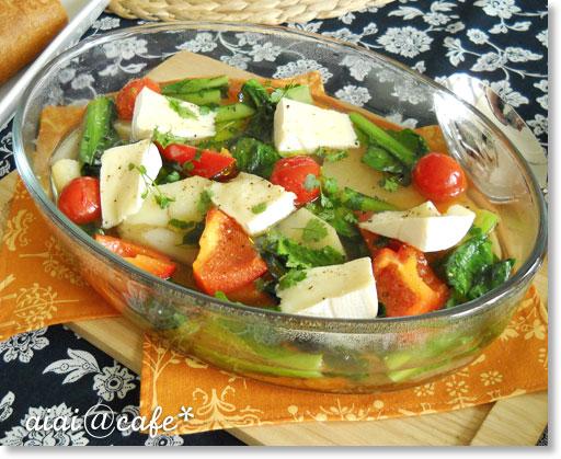 お野菜いっぱい♪2月のお料理教室スタート!_a0056451_1935813.jpg