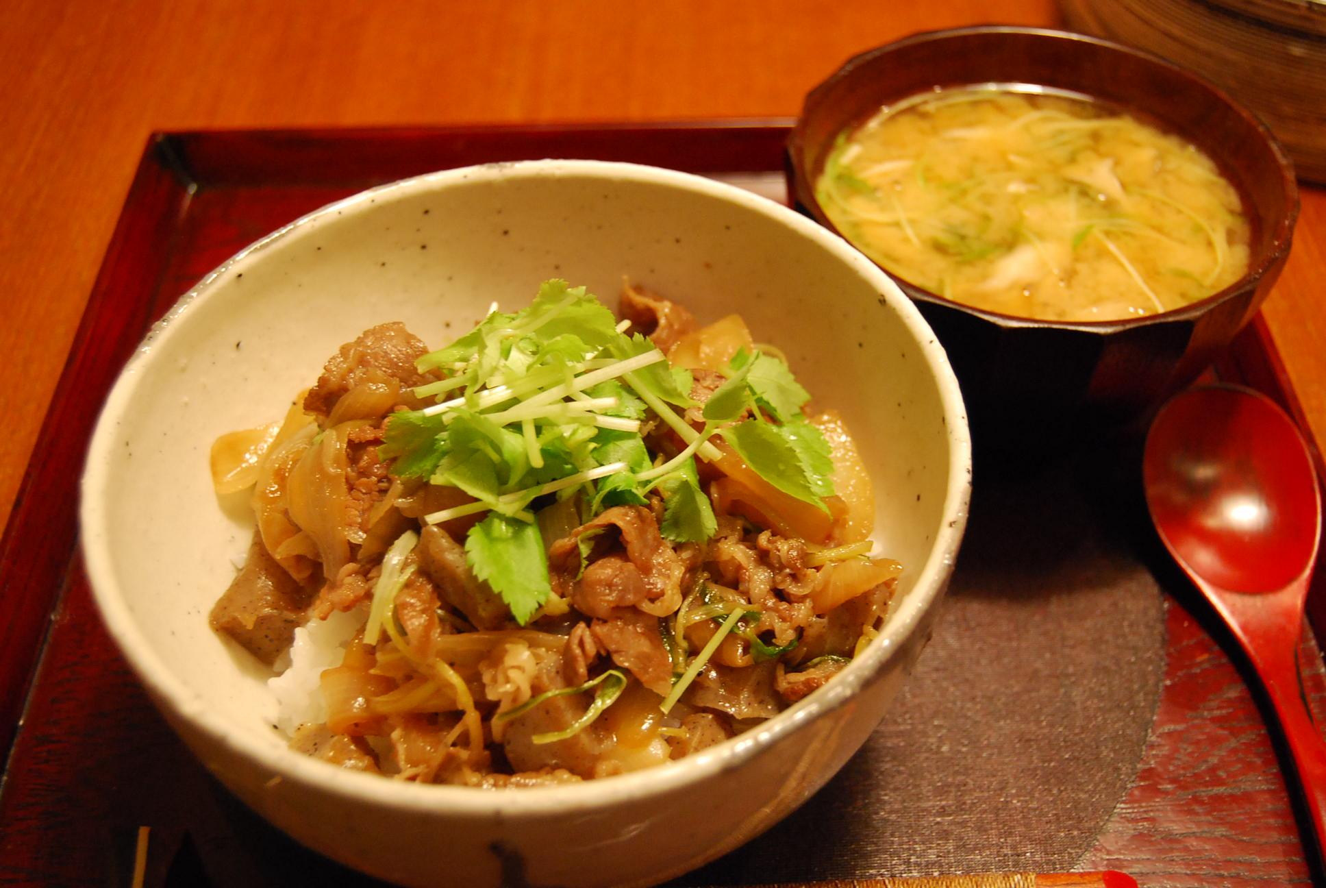 牛丼_e0142956_922585.jpg