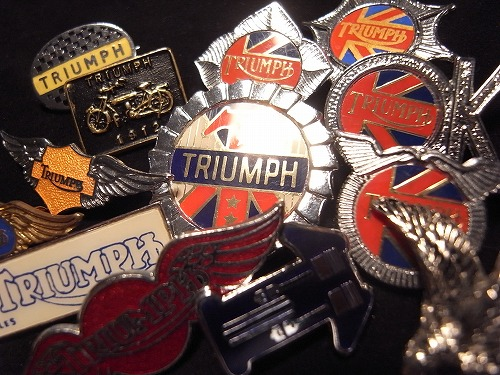Triumph Badges etc_f0164058_7495811.jpg