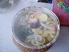 鍋焼うどんの探求(1) キンレイの冷凍「鍋焼うどん」を食す_f0030574_0102015.jpg