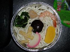 鍋焼うどんの探求(1) キンレイの冷凍「鍋焼うどん」を食す_f0030574_05453.jpg