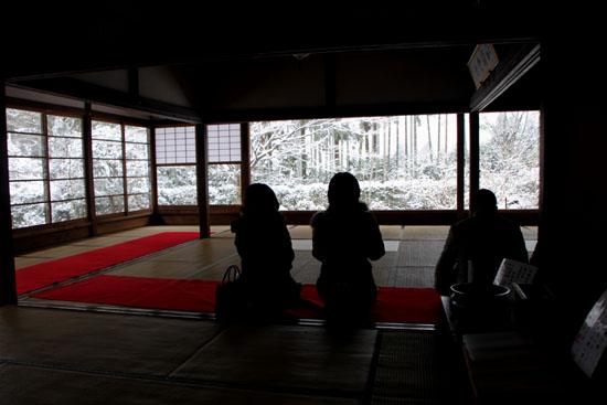 宝泉院 雪景色_e0048413_21232561.jpg