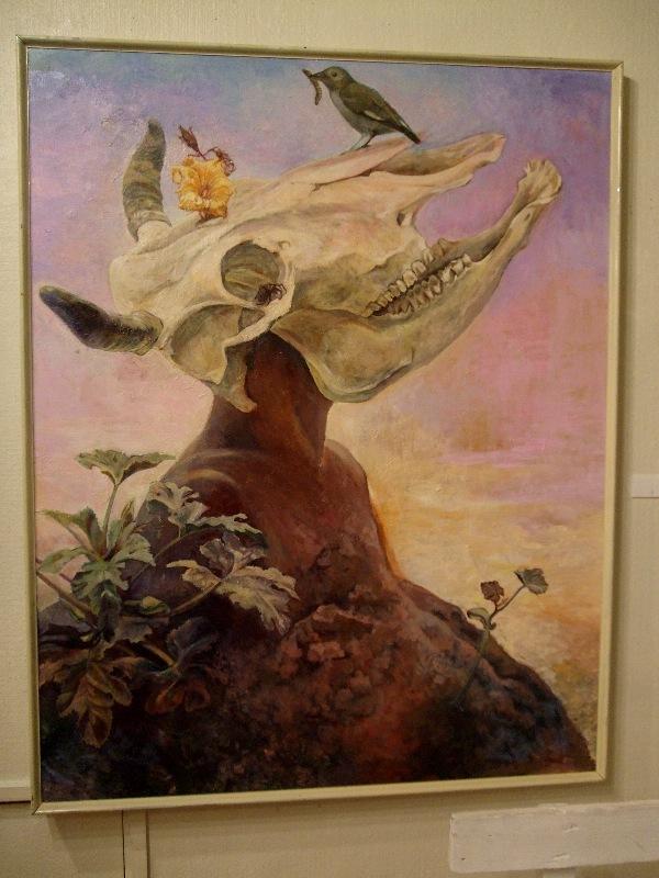 1192) たぴお 「水戸麻記子・絵画展  MITORAMAFULL」 2月8日(月)~2月13日(土)  _f0126829_15193029.jpg