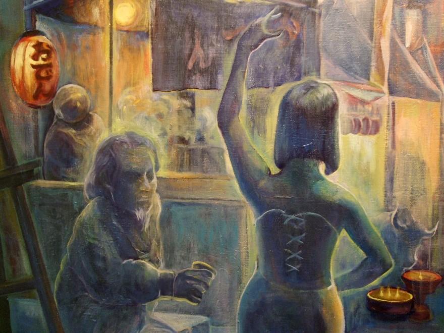 1192) たぴお 「水戸麻記子・絵画展  MITORAMAFULL」 2月8日(月)~2月13日(土)  _f0126829_167983.jpg