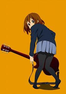 TVアニメ「けいおん!」第2期 製作決定!TBSほかにて2010年4月放送開始予定!_e0025035_0302746.jpg