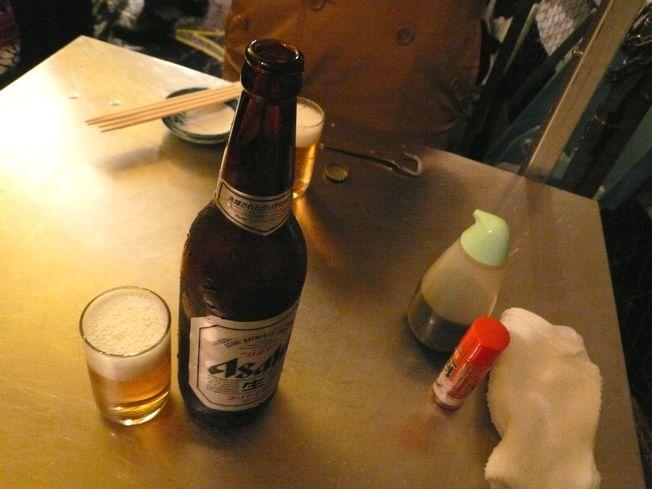 立ち飲み とよ(京橋)_f0097683_9552221.jpg