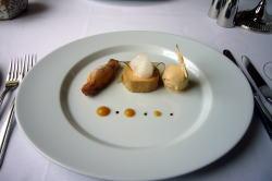 今日も素敵なレストランで・・・_c0182100_21461730.jpg