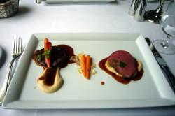 今日も素敵なレストランで・・・_c0182100_21463414.jpg