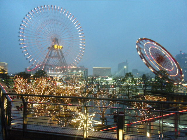 サクっと東京~ 2日目、横浜。_a0050302_14473566.jpg