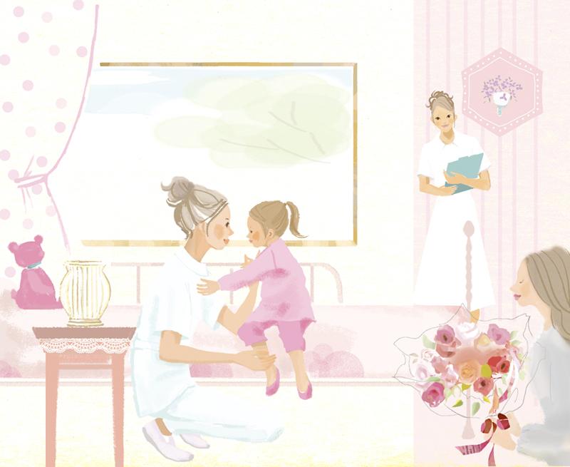 小さな天使をささえて  ナースのお仕事_f0172313_250508.jpg